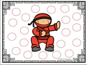 dojo token board