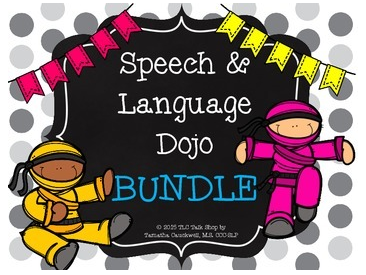speech and language dojo