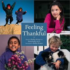 feeling thankful book