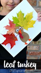 leaf turkey