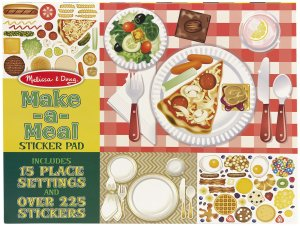 melissa and doug make a meal